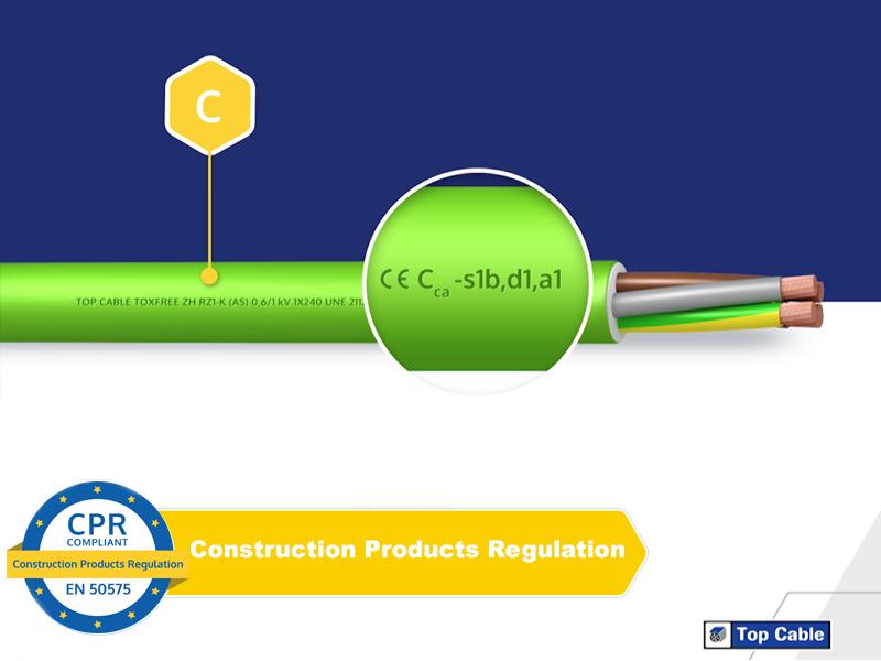 Normativa CPR para cables eléctricos