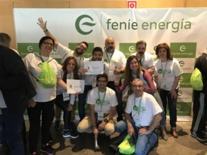Convención de Fenie energía