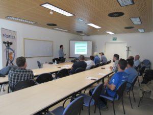 Jornada ENSE Conil PROFECA para fomentar la eficiencia energética