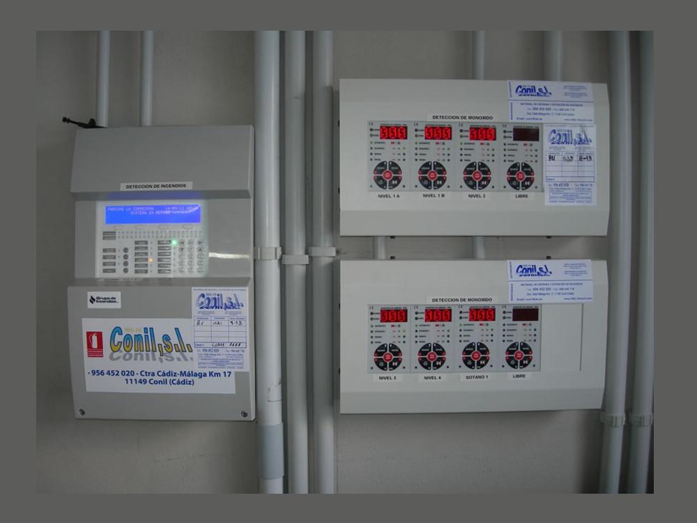 Imagen Seguridad contra incendios