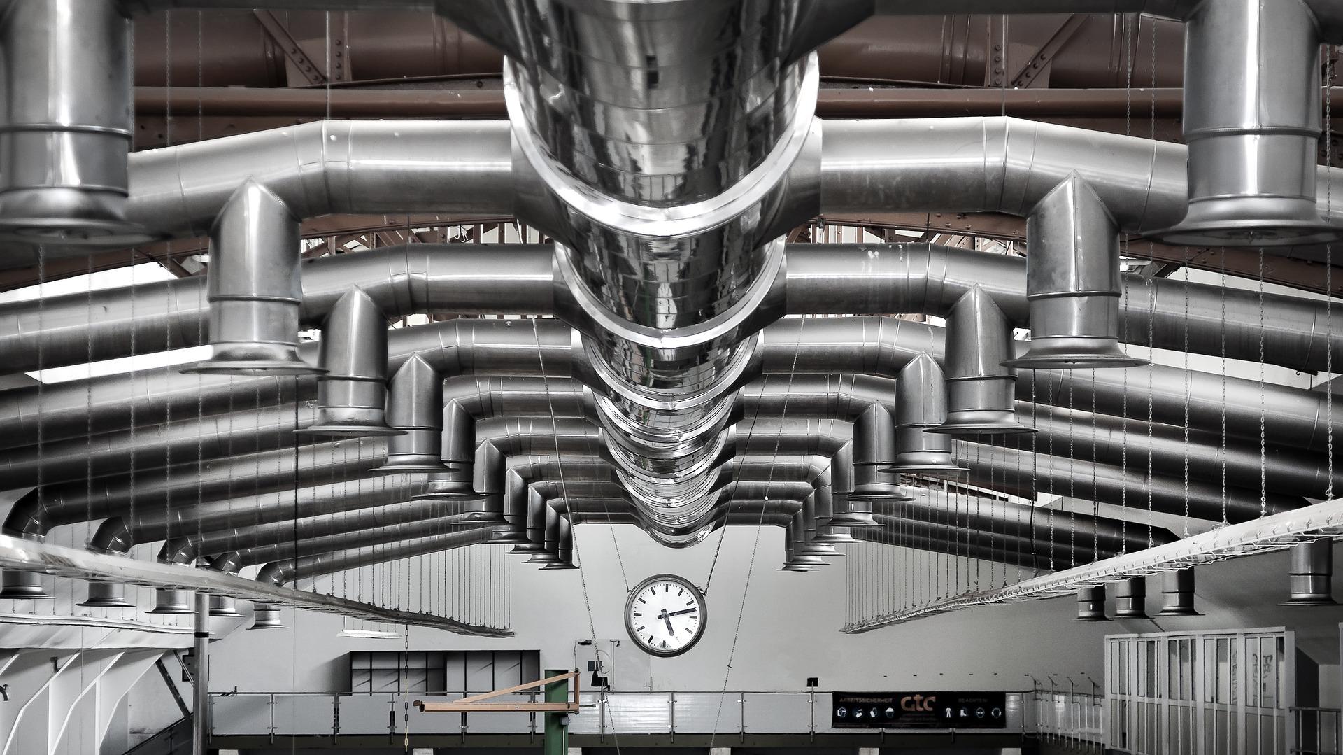 Instalaciones de ventilación y de extracción de humos