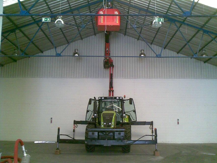 Instalaciones Baja Tensión Industriales