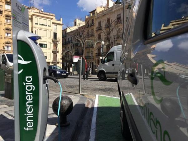 Imagen Recarga Vehículos Eléctricos